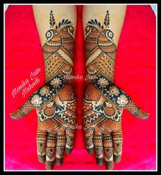 Basic Mehndi Designs, Palm Mehndi Design, Peacock Mehndi Designs, Legs Mehndi Design, Indian Mehndi Designs, Mehndi Designs For Girls, Mehndi Design Pictures, Wedding Mehndi Designs, Latest Mehndi Designs