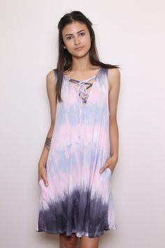 Tie-Dye For Dress