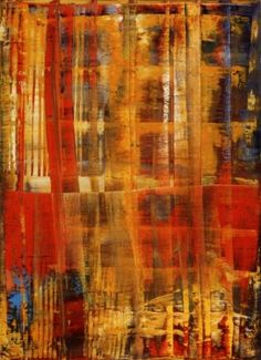 Gerhard Richter » Art » Paintings » Abstracts » Abstract Painting » 762-4