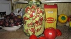 Дневник lokvi : LiveInternet - Российский Сервис ОнРCanning Pickles, Preserves, Baked Potato, Ketchup, Muffin, Spices, Dairy, Food And Drink, Healthy Eating
