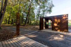 ww1-landscape-memorial-forest-path-Ypres-Belgium-omgeving-landscape-architecture-09 « Landscape Architecture Works | Landezine