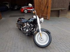 Gebrauchte Harley-Davidson Fat Boy Angebote bei AutoScout24 Harley Fatboy, Harley Davidson, Motorcycle, Vehicles, Cars, Blog, Autos, Motorcycles, Car