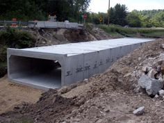 Wieser Concrete » Box Culvert Project