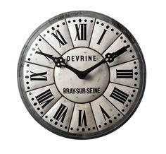 My Sweet Savannah: diy Restoratio Hardware French Tower Clock knockoff using clock from Joss and Main