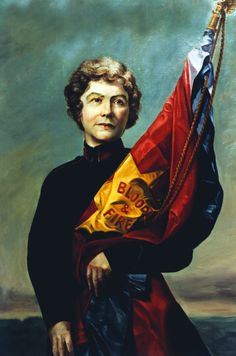 """Catherine Booth, wife of founder William Booth, was referred to as the """"Army Mother"""""""