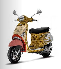 Click the link to get more information all terrain vehicle. Click the link for more. See our exciting images. Motor Scooters, Vespa Scooters, Scooter Bike, Piaggio Scooter, Vespa 150 Sprint, Custom Vespa, Classic Vespa, Motorcycle Paint Jobs, Vespa Lambretta
