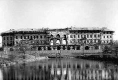 Konstantin Palace after World War II
