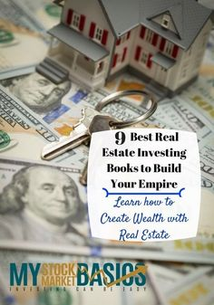 Don't go it alone in real estate investing! Let these nine experts share what they've learned in real estate success for cash flow that beats the stock market and returns beyond bonds. These nine real estate books have helped me every step of the way.