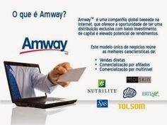 Produtos Amway Brasil Cleverton: Diferença de  marketing