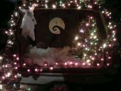 Image result for trunk or treat nightmare before christmas ...