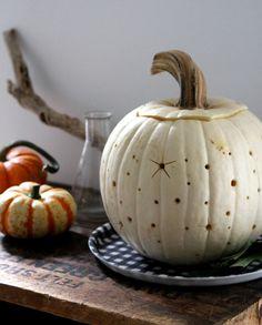 starry sky pumpkin | gardenista