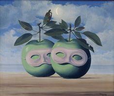 Rene Magritte pinturas