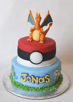Pokemon Charzard Cake Pokemon Charzard Cake Related posts: Homemade # # # # # # # # # # # # # # # # Pokemon go birthday cake Pokemon Pikachu Cake von www. Pokemon Themed Party, Pokemon Birthday Cake, 6th Birthday Cakes, Superhero Birthday Party, 6th Birthday Parties, Pokemon Torte, Pokemon Cakes, Charizard Pokemon, Pikachu Cake