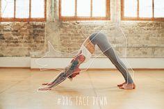 Série fotográfica: Simple Yoga with Jack;