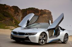 The #BMW i8 Arrives in the Middle East