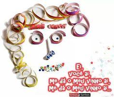 #Carnaval ☆☆☆  #Vinho & #Música