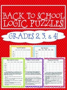 236 x 314 jpeg 25kB, Logic Puzzles on Pinterest   Critical Thinking ...