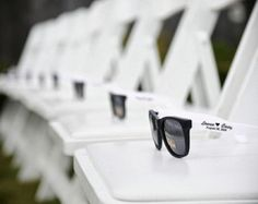 200 Wedding Sunglasses Price Includes by INeedPromotionals on Etsy