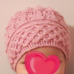 Nurja-Purla - käsityöblogi by MariaM: Yhden kerän ihme: Lapsen kevyt myssy - One skein wonder: Child's beanie