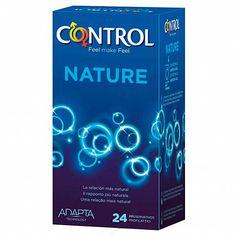 304683 Control Adapta Nature Preservativos - 24 unid.
