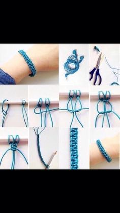 "Your day just got better with this tip: ""DIY Cute Summer Bracelet"""