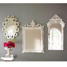 Mirror, mirror.....