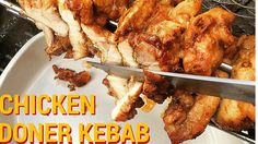 Chicken Doner Kebab. I'm not sure how many of you relate to this dish, but in the UK it's seen as staple post-drinks eating. I thought I'd make it at home with great ingredients, cooked over/next to coals!