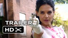 Katie Holmes lives a dual life as a school teacher & a vigilante in the new trailer for 'Miss Meadows'.