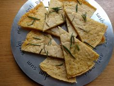 Farinata - World Food Tour Yorkshire Pudding Batter, Grand Prix, Monaco, Baking, Recipes, Food, Bakken, Recipies, Essen