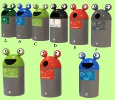 how to make recycling fun