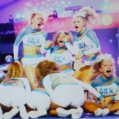 Ssx finding out they won worlds
