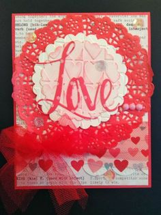 Confessions of a DeNami Addict blog: little valentine...