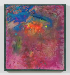Historical Memory Haunts Frank Bowling's New Paintings Abstract Artists, Art In The Age, Painting, St Louis Art, Abstract Art, Museum Of Modern Art, Map Painting, Art, Abstract