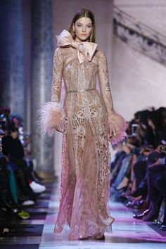 Elie Saab Couture Spring Summer 2018 Paris