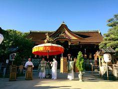 Making real history in Kyoto Japan