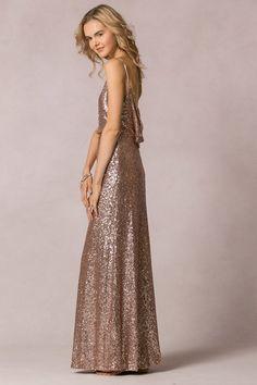 Rose Gold-Sequin