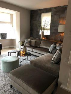 Living Room Decor Cozy, Living Room Goals, Elegant Living Room, Home Living Room, Living Room Designs, Dream House Interior, Home Interior Design, Living Room Inspiration, House Rooms