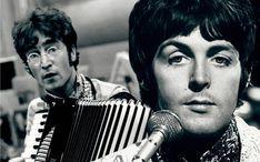 Beatles Guitar, Beatles Art, The Beatles, Love John Lennon, John Lennon Paul Mccartney, When Im Bored, The Fab Four, Rock Legends, John Paul