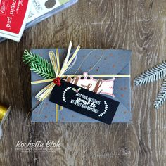 The Stamping Blok: Stamp Review Crew | Christmas Pines