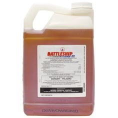 Battleship III Selective Broadleaf Herbicide for Turf 25 Gal * More info could be found at the image url.