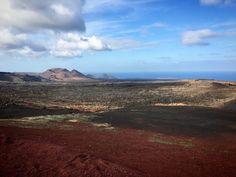 Reisetipps Lanzarote: Blick von Islote del Hilario