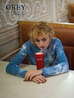 Valentina Ilardi Martin | Grey Magazine Super Hi-Vision Eyes