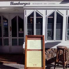 Hamburgo's (Centro Comercial El Caracol, entrada por la calle Marcelino Isabal), nueva imagen para un clásico de las hamburguesas y bocadillos