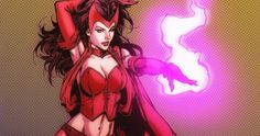 Avengers: Age of Ultron: Scarlet Witch Costume Details Revealed -- Elizabeth Olsen says the costume is modern and rooted. But don't expect to see any set photos, as the actress will be wearing a secrecy cloak -- http://wtch.it/QAxPV