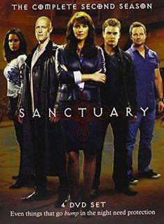 Amanda Tapping - Sanctuary: Season 2