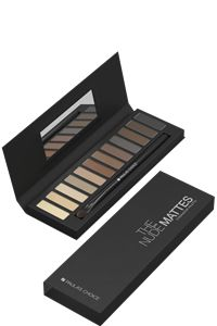 The Nude Mattes Eyeshadow Palette #paulaschoice #fragrancefreeproducts #crueltyfreeproducts