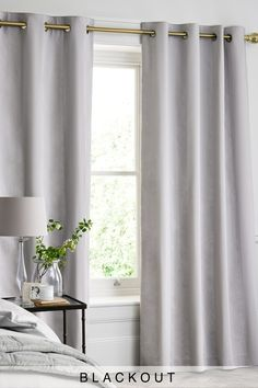 19 Best GRAY CURTAINS images | Gray curtains, Grey check ...