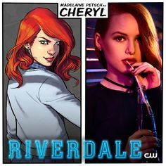 From the world of Archie Comics, Madelaine Petsch is Cheryl Blossom on The CW's new series Riverdale. Watch it now on The CW App: www.cwtv.com/shows/riverdale
