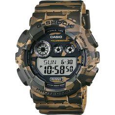Orologio Casio G-Shock Camouflage GD-120CM-5ER, Casio Gents G-Shock Army WATCH