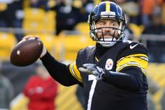 Ben Roethlisberger leads Pittsburgh Steelers players to Pro Bowl ...